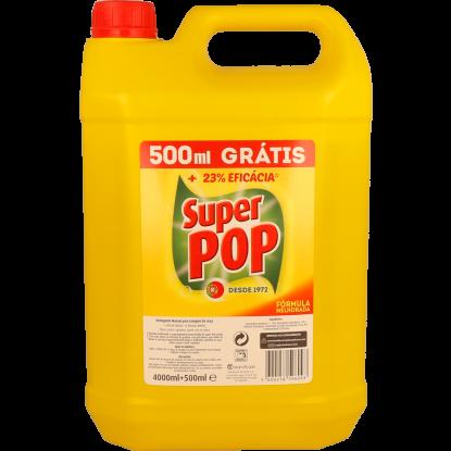 DET TRAD.LOIÇA SUPER POP LIMÃO 4,5L