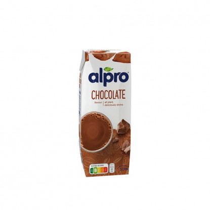 BEBIDA SOJA ALPRO CHOCOLATE 250ML