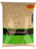 FEIJÃO BRANCO MCHEF FIDALGO 5KG_53434
