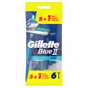GILLETTE BLUE II FIXA PLUS 5+1