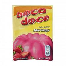 PUDIM BOCA DOCE MORANGO 22GR