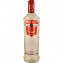 VODKA SMIRNOFF 1 LT