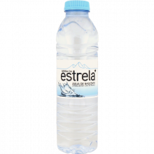 AGUA SERRA DA ESTRELA 0,33 LT T/P