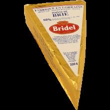 QJ BRIE 60% BRIDEL CUNHAS 200G