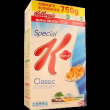 CEREAIS SPECIAL K KELLOGG´S 750G