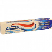 DENTRIFICO AQUAFRESH MENTA FRESCA 75ML