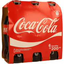 COCA COLA ORIGINAL TP 20CL