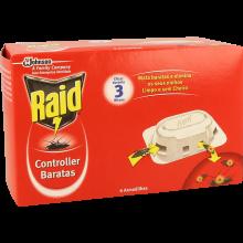 INSECT RAID CONTROLLER BARATAS 6UN