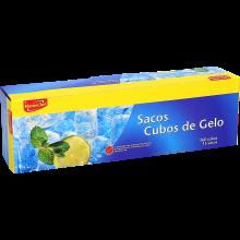 SACOS CUBOS GELO MCHEF 15UN