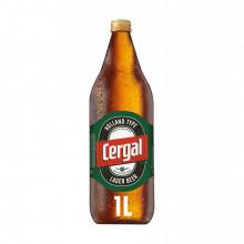 CERVEZA CON ALCOHOL CERGAL 1 L