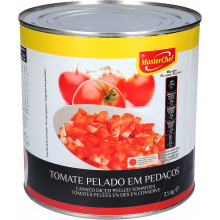 TOMATE PEDACOS MCHEF 2,5 KG
