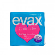 PENSO HIG EVAX COTTON NORMAL C/ABAS 16