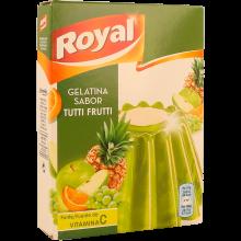 GELATINA ROYAL TUTTI-FRUTTI 170G