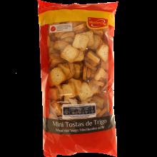 MINI TOSTA TRIGO MCHEF 500GR