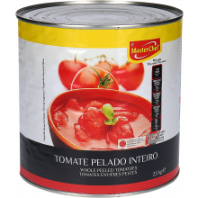 TOMATE MCHEF PELADO 2,5 KG