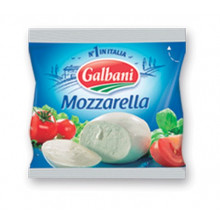 QJ FRS MOZZARELLA GALBANI 125G