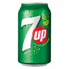 REFR C/GÁS 7UP LATA 33CL
