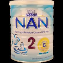 LEITE INFANTIL NAN 2 800 GR