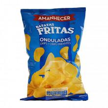 BATATAS FRITAS AMANHECER ONDULADAS 170G