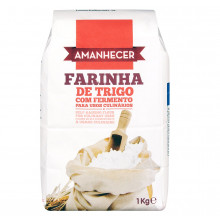 FARINHA AMANH C/FERMENTO 1KG