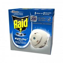 RECARG INSECTIC ELE RAID NIGHT&DAY 30ML