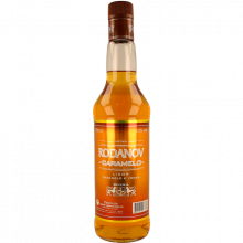 VODKA RODANOV CARAMELO 70CL