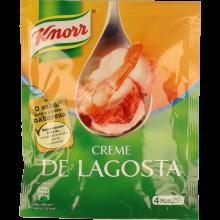 SOPA KNORR CREME DE LAGOSTA 61G