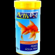 ALIMENTO PEIXES ÁGUA FRIA ACTIVPET 35GR