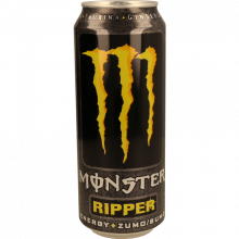 BEB ENERGET MONSTER RIPPER 50CL