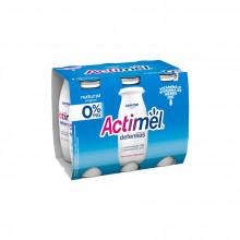 ACTIMEL 6X100G, 0%