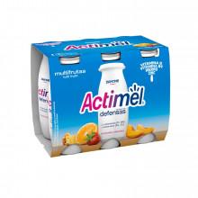 ACTIMEL 6X100G, TUTTI