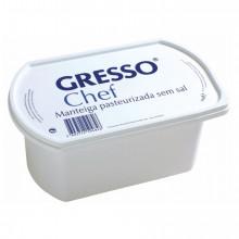 MANTEIGA GRESSO S/SAL 1KG