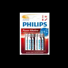 PILHAS PH.POWERLIFE LR6 BL4+2_715127