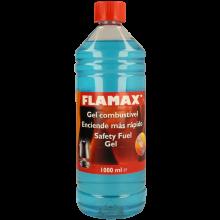 GEL COMBUSTÍVEL FLAMAX 1L