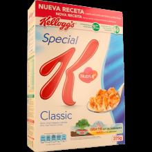CEREAIS SPECIAL K KELLOGG'S 375G