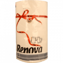 ROLO COZ RENOVA RED LABEL WHITE 1RL