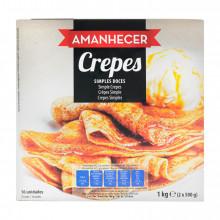 CREPES DOCES AMANHECER 16X62,5GR
