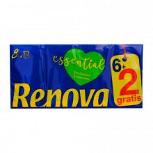 LENCOS BOLSO RENOVA 6+2
