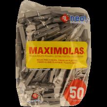 MOLAS P ROUPA MAXIMOLAS 50UN CORES SORT