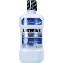 ELIXIR LISTERINE ADVANCED WHITE 500ML