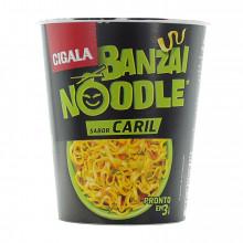 NOODLES BANZAI CIGALA CARIL 67 GR