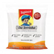 TAPIOCA HIDRATADA DA TERRINHA 500G