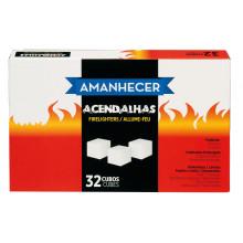 ACENDALHA AMANHECER BCO 32 CUBOS