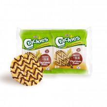 CRACKIES CACAROLA S/G CHOC 22,6GR