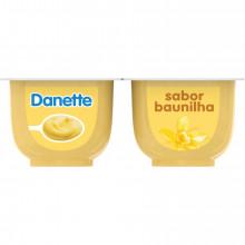 SOBR LACTEA DANETTE BAUNILHA 4X125G