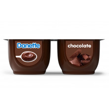 SOBR LACTEA DANETTE CHOCOLATE 4X125G