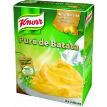 PURE BATATA KNORR 3X97G