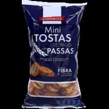 TOSTAS AMANH C/PASSAS 150GR