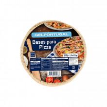 BASE PIZZA GELPORTUGAL 3X125GR