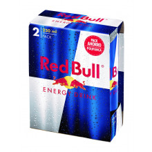 BEB ENERGETICA RED BULL 2X25CL